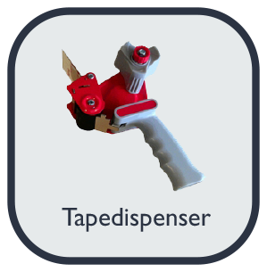 Tapedispensers